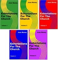 Exhortations for the Church ... Vol. 1, 2, 3, 4 & 5