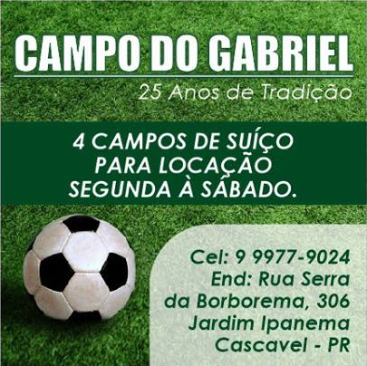Campo do Gabriel