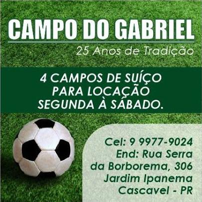 Campo do Gabriel