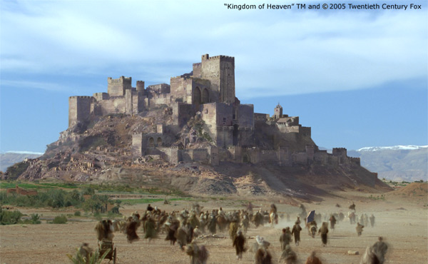 Castelli crociati a cipro side