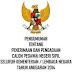 Pengumuman Kelulusan TKD CPNS Kementrian Lembaga Negara 2014