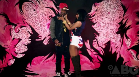 nicki minaj big sean dance a$$