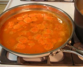 Carrot Juice Carrots
