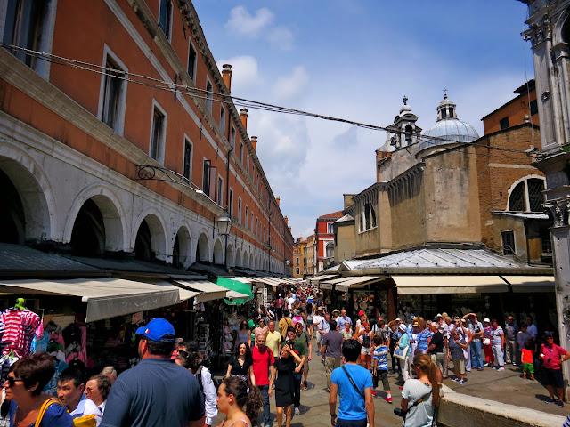Venice main square