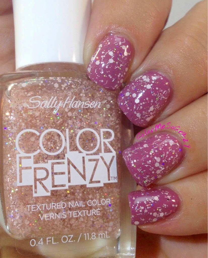 Candy Drops from the Color Frenzy Collection From Sally Hansen