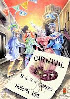 Carnaval de Huelma 2015 - Caminando hacia el carnaval - Juan Pedro Pérez Lirio