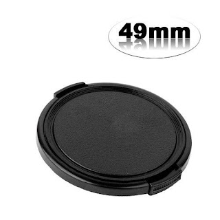 Snap on normal Front Cap For 49mm Canon Nikon Sony Pentax Olympus fuji Lens