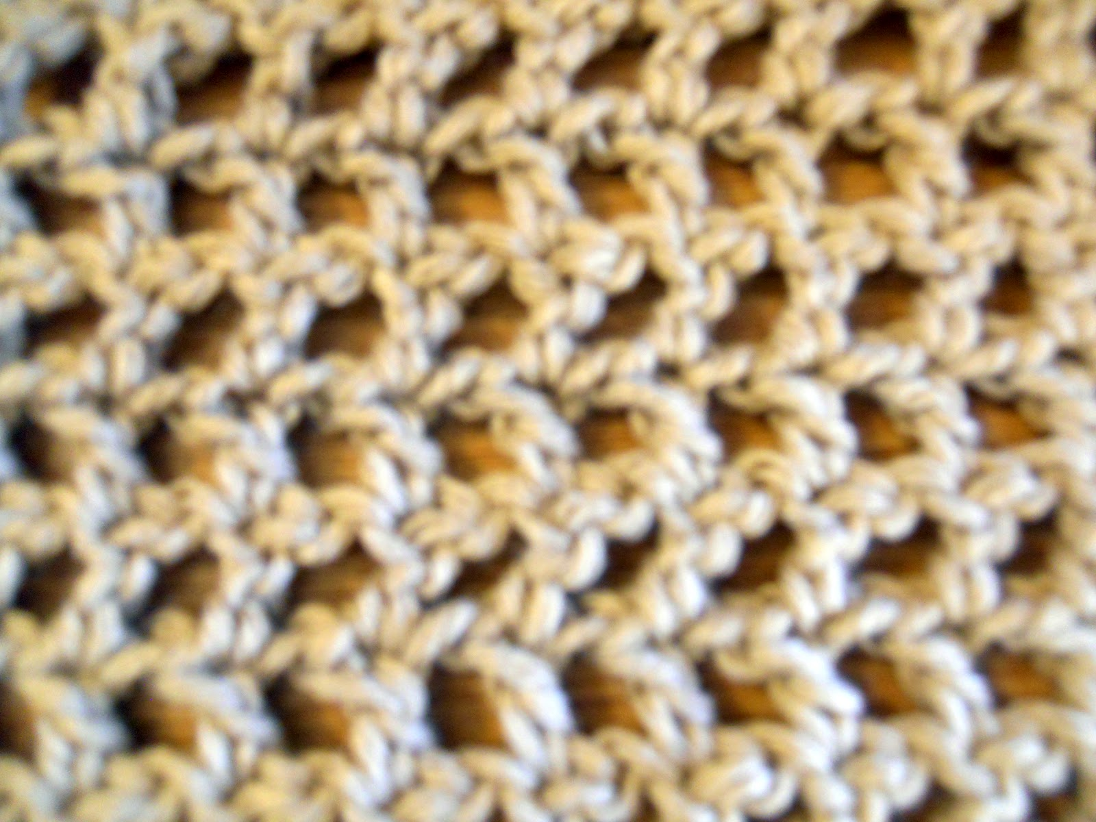 Crochet Stitch Open : Collection of Crochet Stitches: Stitch Combination: Open Stitch