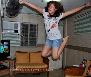 YES! Kayang-kaya ko pala!! on Year-ender... Jump Shots by KLEYYYYR