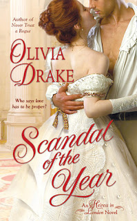 Guest Review: Scandal of the Year by Olivia Drake.