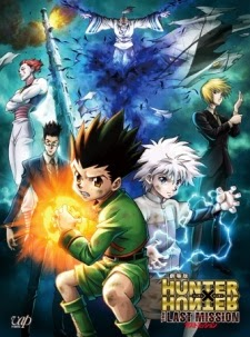 Hunter x Hunter The Last Mission Sub Indo
