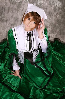 Rozen Maiden Suiseiseki Cosplay by Arisa