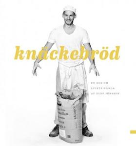Knäckebröd - en bok om livets hårda. Boken jag har skrivit tillsammans med bagaren Olof Jönsson.
