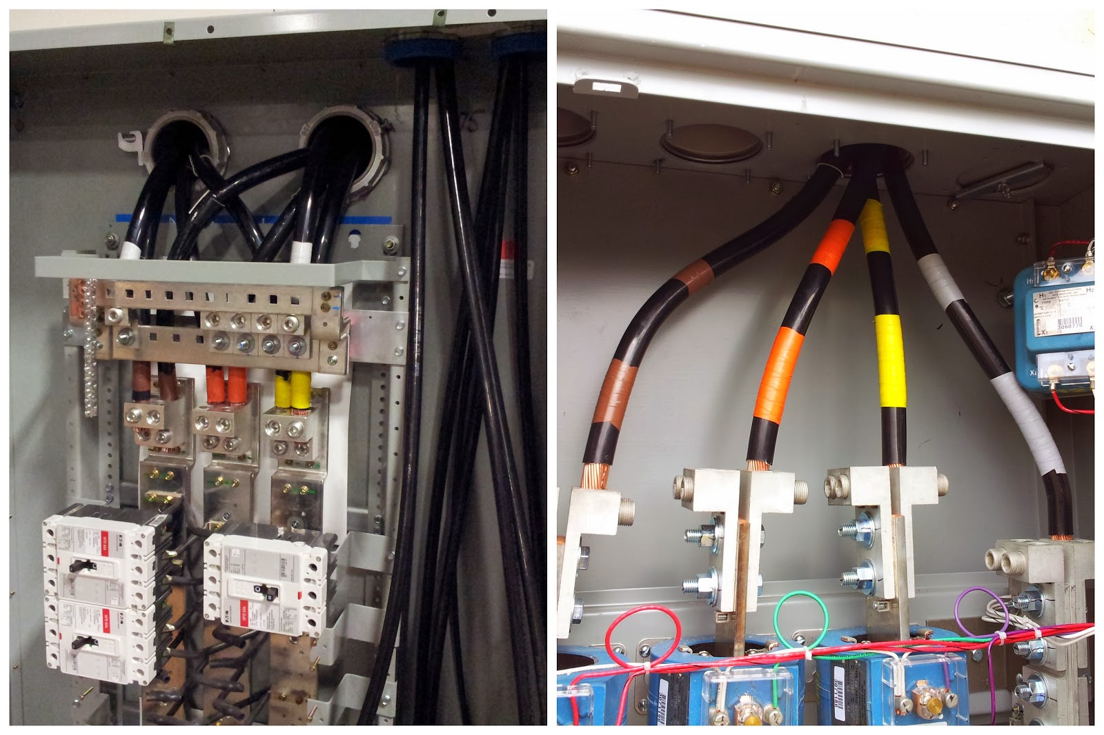 480 Volt 3 Phase Wire Size Karmashares Llc Leveraging Motor Wiring Diagram Lindy Weston How We Installed A New Electrical Service Vac