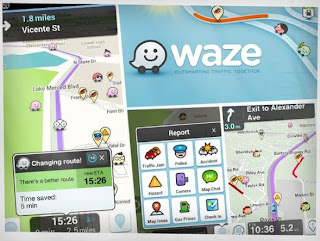 Apple Waze