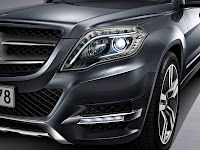 New 2012 Mercedes Benz GLK X204 Refreshed Source High Resolution Picture