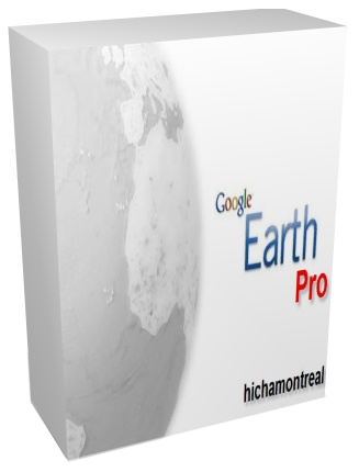 Google Earth Pro 7.1.1.1580 With Patch