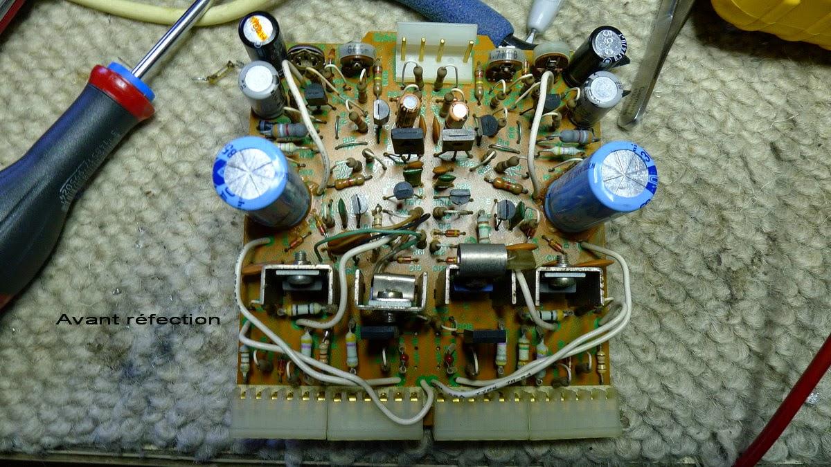 Audiotronik Ampli Tuner Sansui 7070