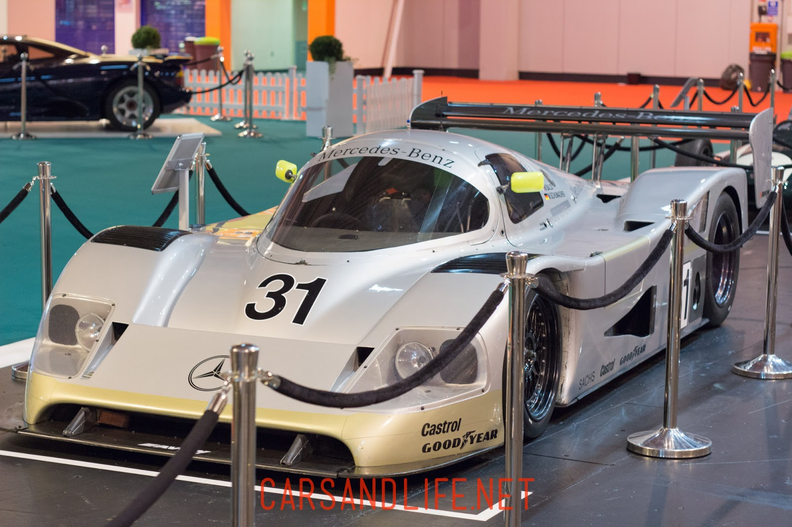 Mercedes benz c11 schumacher 39 s group c car cars life for Schumacher mercedes benz az