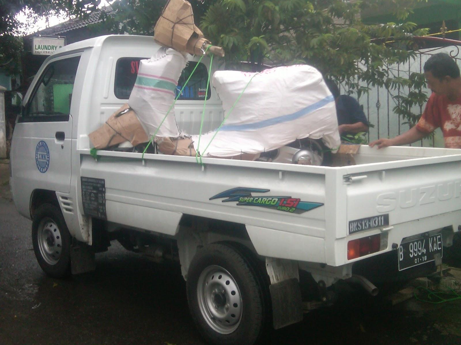 Pengiriman Vespa Provit Jakarta ke Makasar