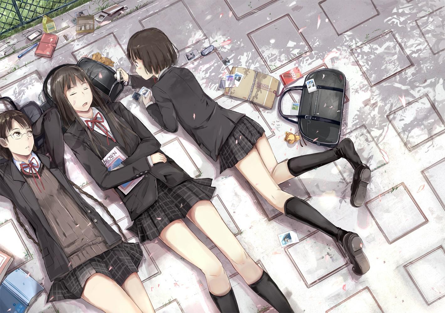 Android Kawaii Anime Wallpaper Wallpaper