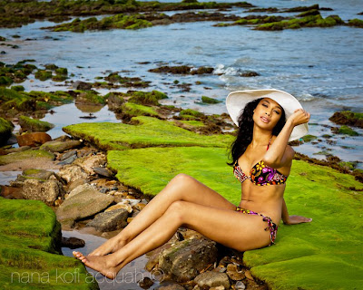 Miss Universe Ghana 2011 Yayra Erica Nego Photos