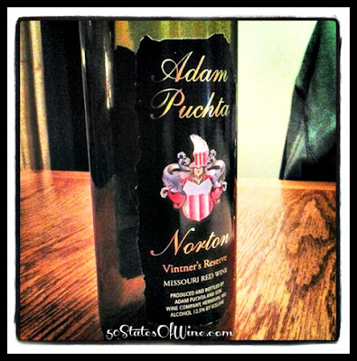 Adam Puchta NV Vintner's Reserve Norton