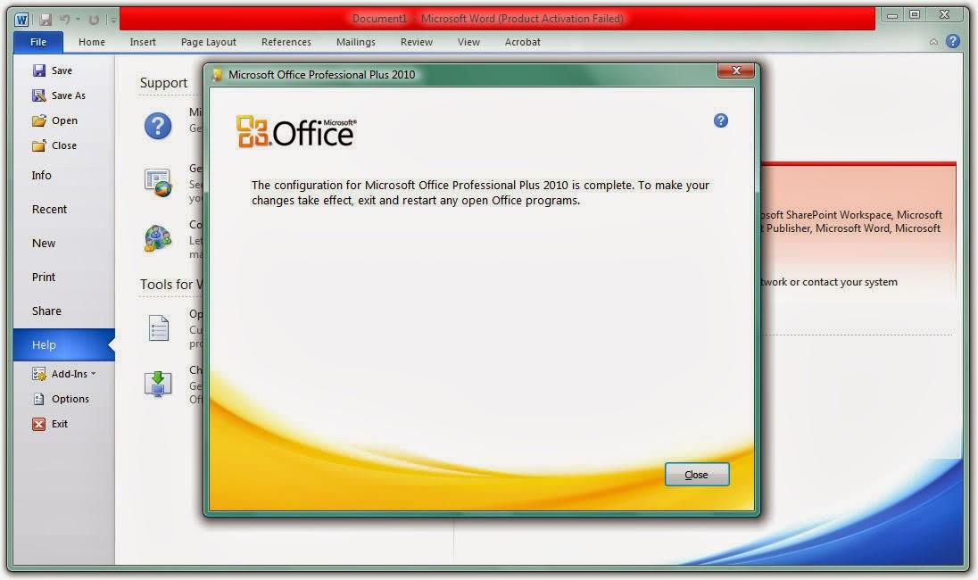Nithin c install microsoft office 2010 in ubuntu - Installer office 2010 sur windows 8 1 ...