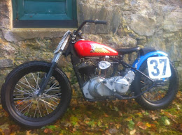 Indian Warrior TT Sport Scout Racer - SOLD