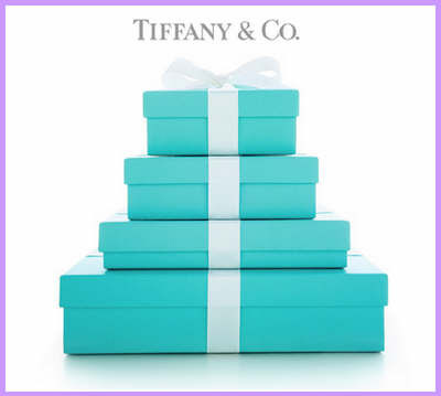 Tiffany and co logo color
