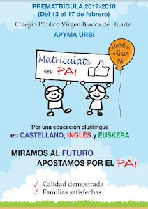 Apyma Urbi por la enseñanza en idiomas