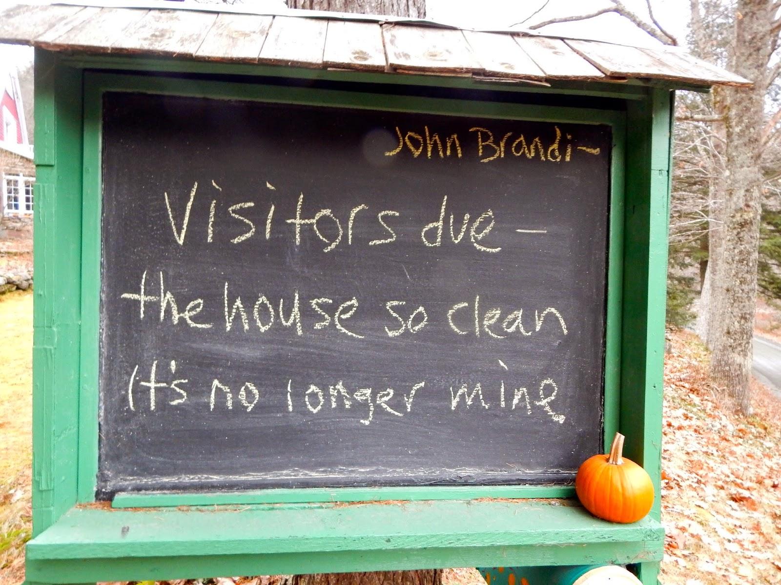 John brandi back road chalkies november 2014 for Longhouse birdhouse