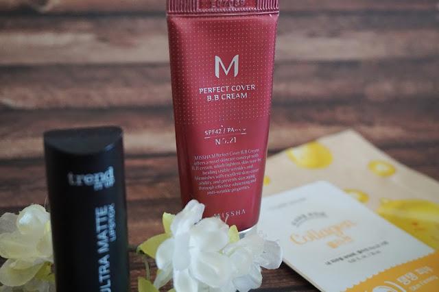 Missha M Perfect Cover B.B Cream Review