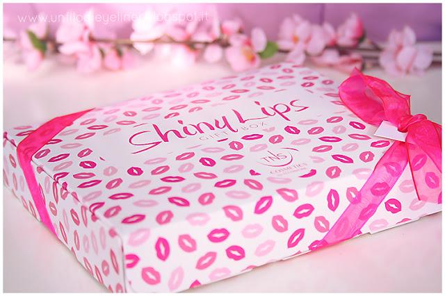TNS Cosmetics: Shiny Lips ♥