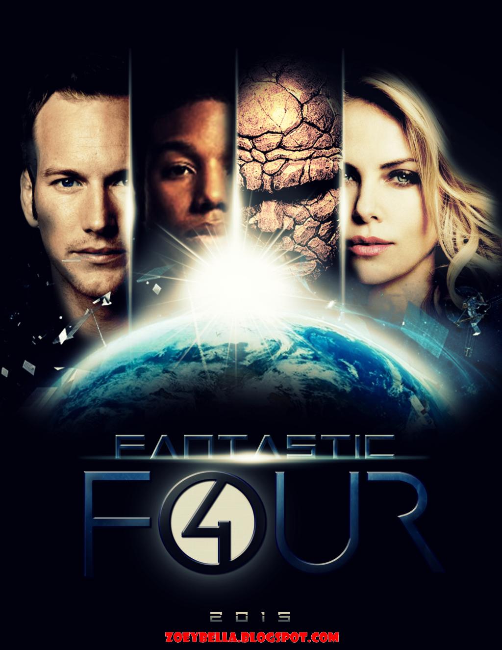 Download Film The Fantastic Four 2015 Subtitle Indonesia