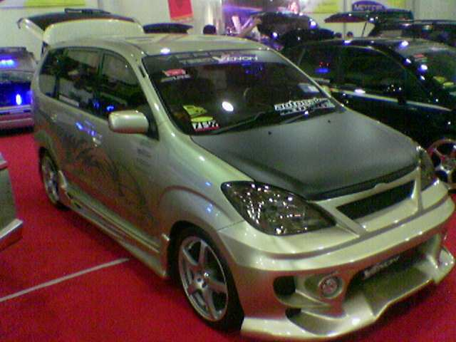 Modifikasi Toyota Avanza