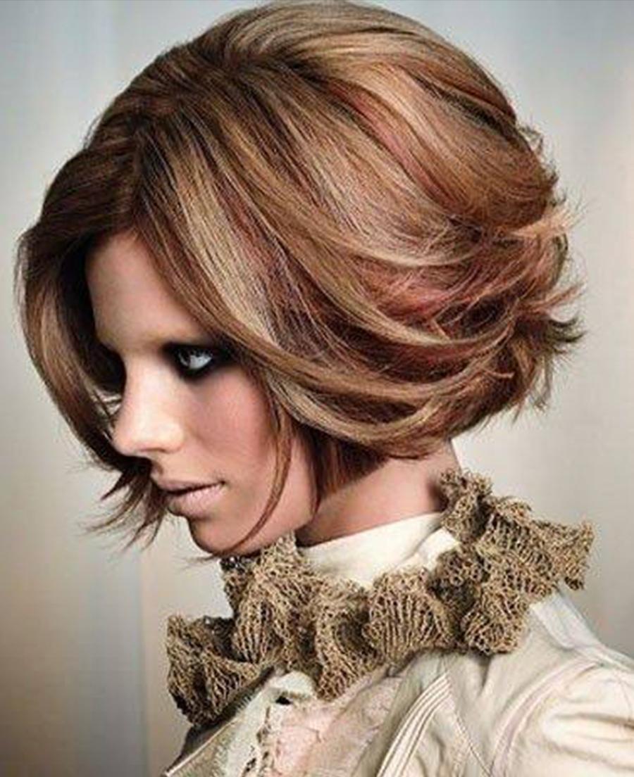 Straight Hair Styles Ideas