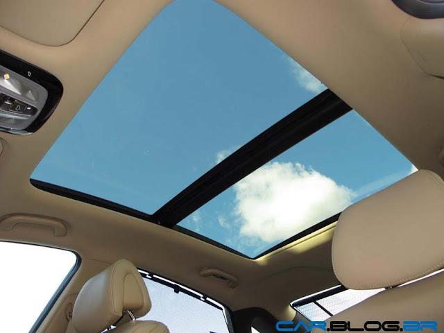 Hyundai Azera 2013 teto-solar