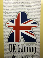The banner for the UK Gaming Media Network