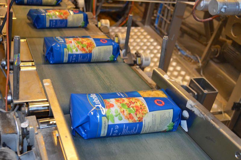 Fabryka makaronów Lubella