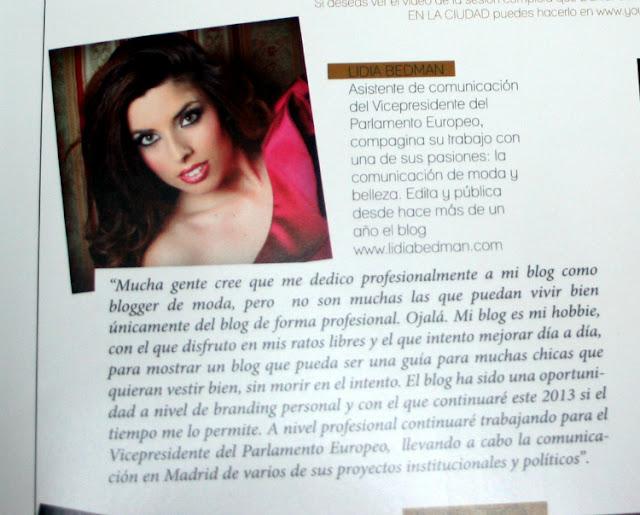 FELIZ 2013 con DMODA EN LA CIUDAD