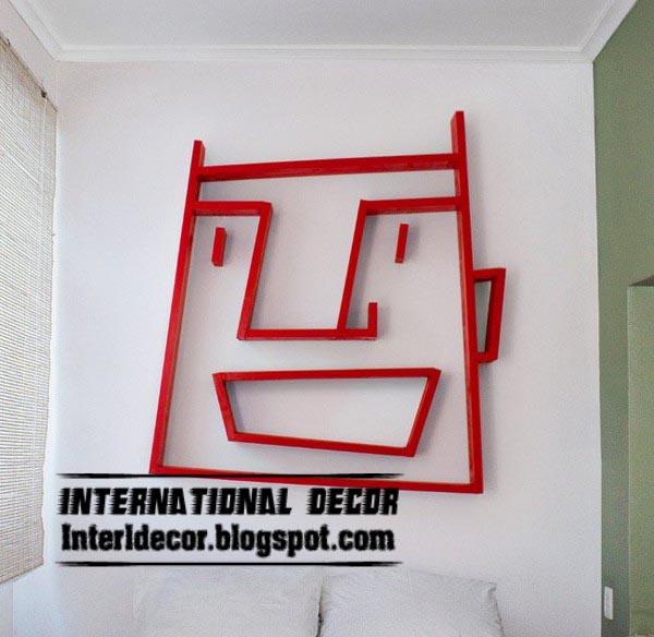 fun wall shelves for kids room fun bookshelf design rh interldecor blogspot com