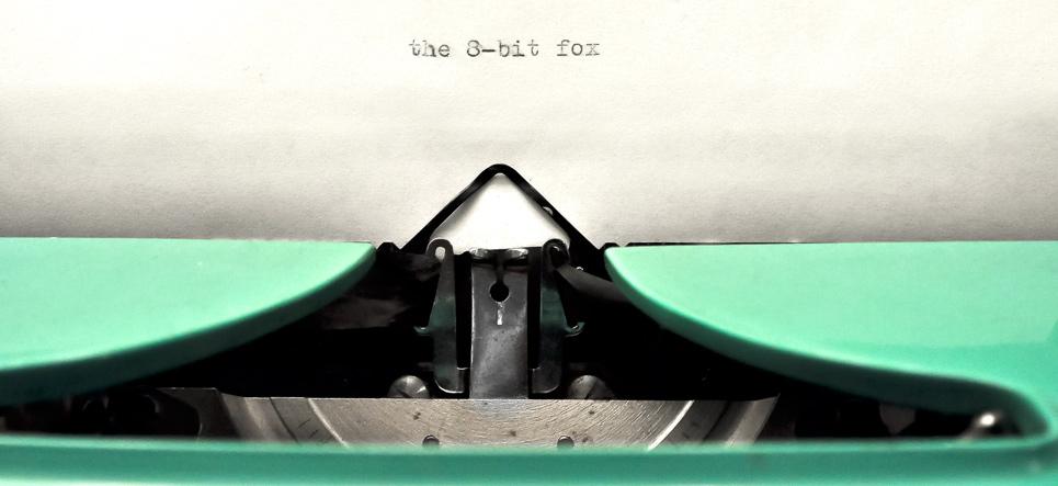 The 8-bit Fox