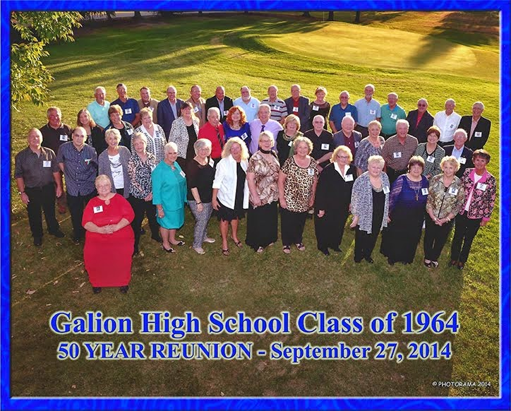 New Blog for Galion Class of 64