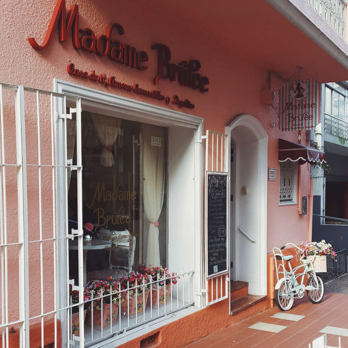 Casa de cha em Montevidéu