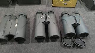 prismáticos para novatos