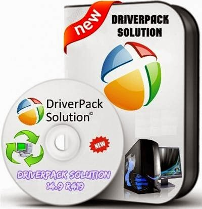 DriverPack Solution 14.9 R419 Final 2014
