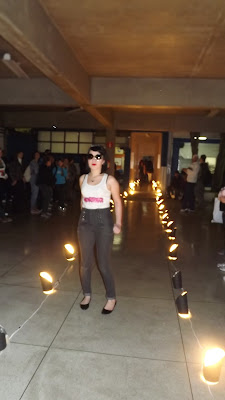 Semana de Moda - Desfile Chilli Beans - Primeiro Semestre de Moda - Andressa Cristovão