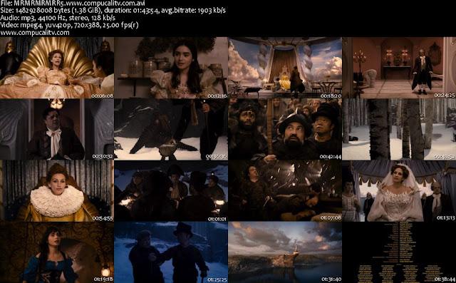 Mirror Mirror DVDRip Subtitulos Español Latino Descargar 2012
