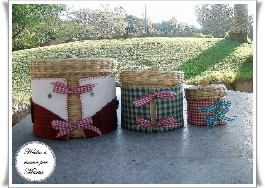 Las manualidades de marta cestas de ikea forradas - Comprar en ikea desde casa ...